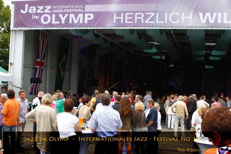 das olymp jazz festival no 10 findet auch 2011 wieder an. Black Bedroom Furniture Sets. Home Design Ideas